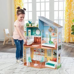 Domek dla lalek KidKraft Emily 65988