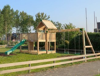 Plac Zabaw Hy-Land P5S z Huśtawką ® Outdoor Play Equipment
