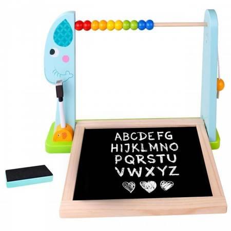 Edukacyjna Tablica Magnetyczna Na Biurko  TOOKY TOY