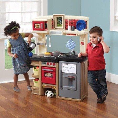 Kuchnia Kreatywnego Chefa  Step2 838900 Światło Dźwięk i Akcesoria