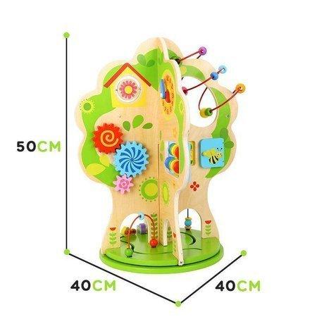 Zabawka Edukacyjna  Wielofunkcyjne Drzewko TOOKY TOY