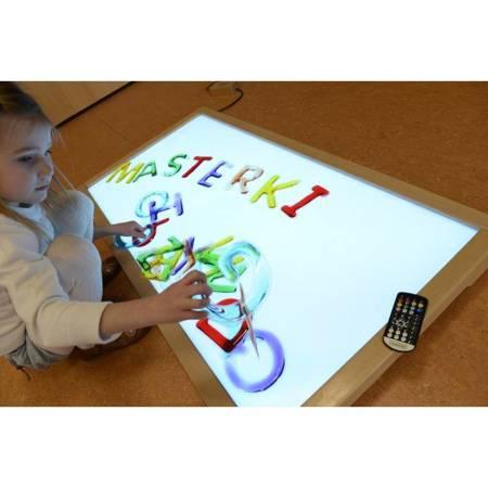 Zestaw Literek i Cyferek Alfabet MASTERKIDZ