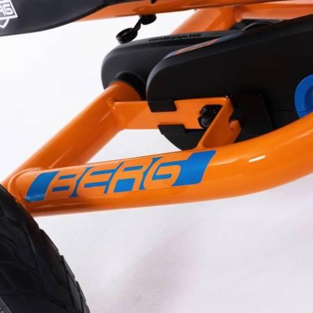 BERG Gokart Na Pedały Buddy B-Orange do 50 kg NOWY MODEL