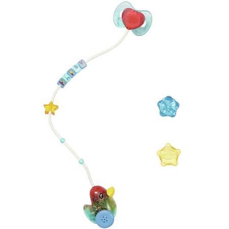 Baby Born Interaktywny Magiczny Smoczek dla Lalek Happy Birthday