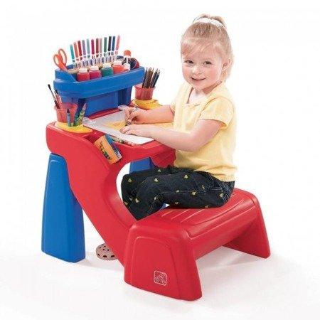 Biurko Małego Artysty Plastyka 797500 Step2