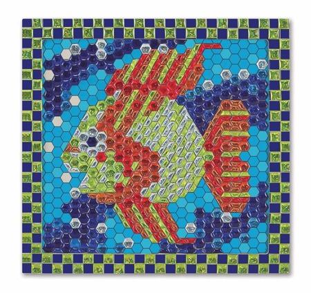 DSC Mozaika Rybka  Melissa and Doug 14292