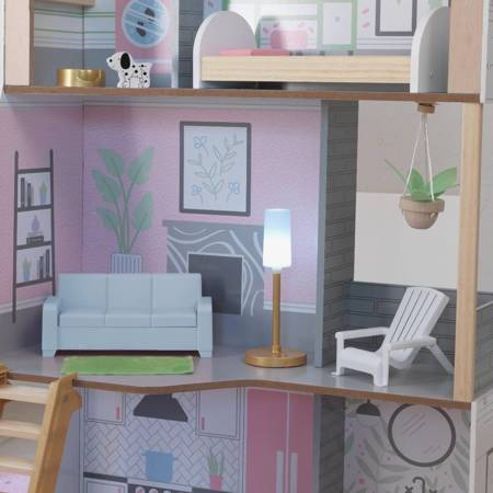 Domek dla lalek KidKraft  Alina 10229