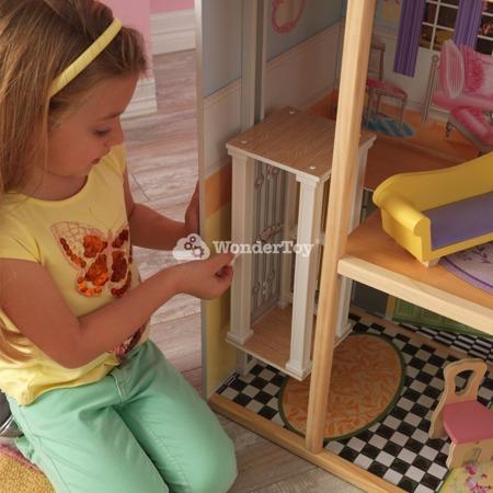 Domek dla lalek KidKraft Bella Kaylee 65869