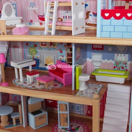 Domek dla lalek KidKraft Chelsea 65054