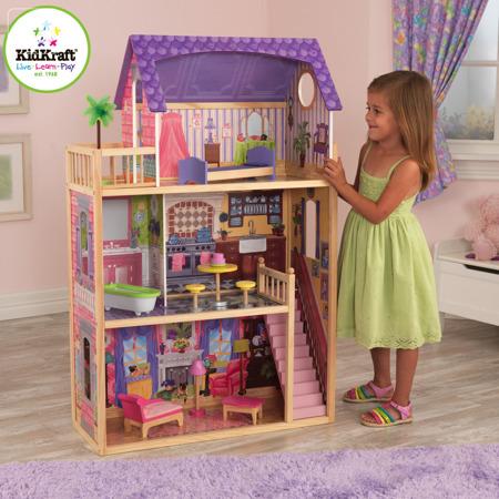 Domek dla lalek KidKraft Kayla 65092