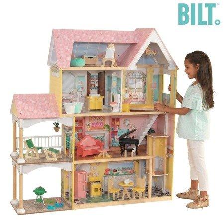 Domek dla lalek KidKraft Lola Mansion 65958 - Światło i Dźwięk