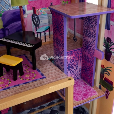 Domek dla lalek KidKraft My Dream Mansion - Moja Rezydencja Marzeń 65082