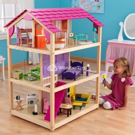 Domek dla lalek KidKraft So Chic 65078