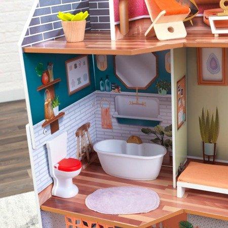 Domek dla lalek Marlow KidKraft Światło i Dźwięk  65985