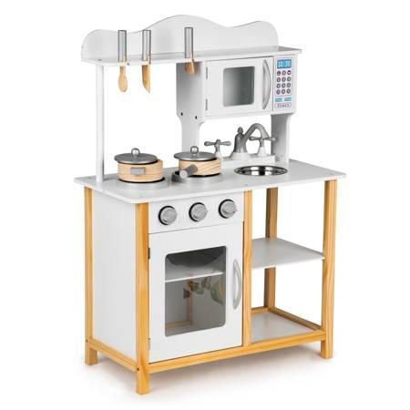 Drewniana kuchnia dla dzieci Classic Modern + Akcesoria