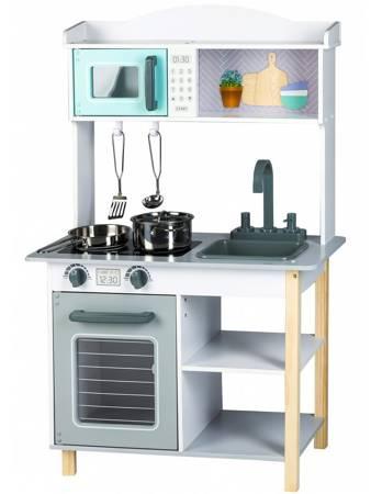Drewniana kuchnia dla dzieci Peppermint + Akcesoria