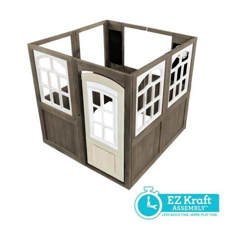 Drewniany Domek Ogrodowy Willa Nad Morzem KidKraft 00419