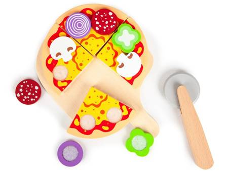Drewniany piec do pizzy +Akcesoria