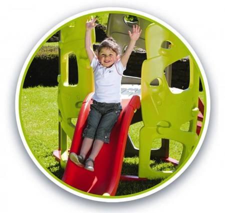 Duża Wieża Wspinaczkowa Plac Zabaw