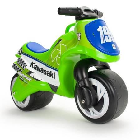 INJUSA Kawasaki Jeździk Motorek Biegowy Dla Dzieci