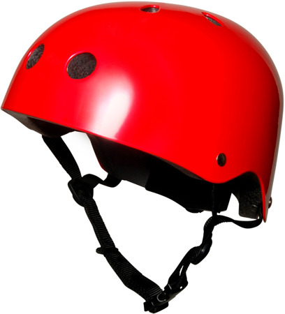 Kask Kiddimoto ® Neon Red  KMH038