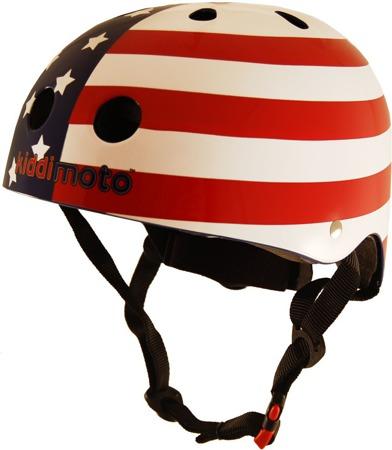 Kask Kiddimoto ® USA Flag  KMH018
