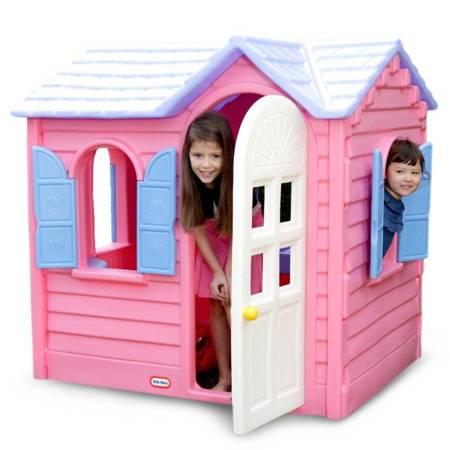 Little Tikes Wiejski Domek Ogrodowy Pink Cottage