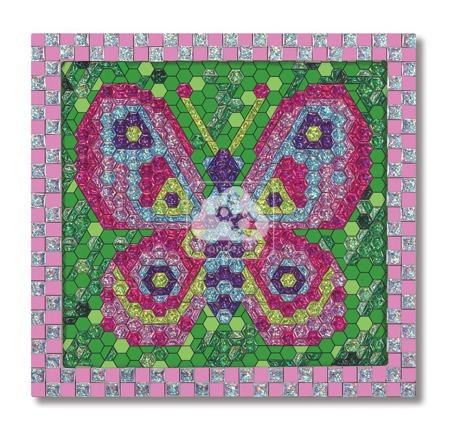 Mozaika Układanka Motylek  Melissa and Doug 14293