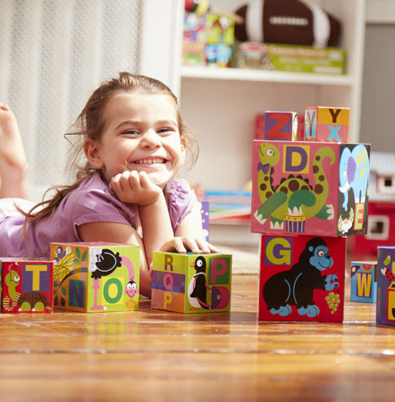 Piramida do układania Melissa and Doug 12782