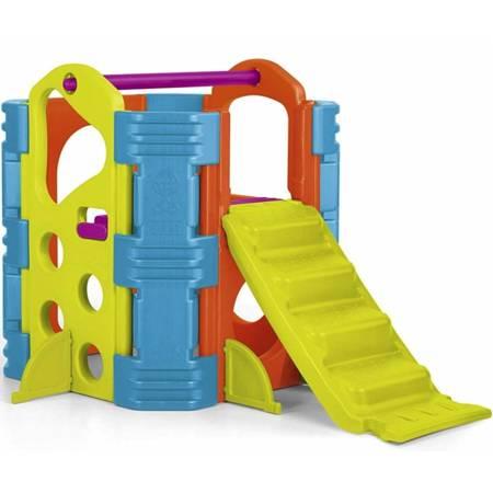 Plac Zabaw Dla Dzieci Zjeżdżalnia Ścianka Wspinaczkowa Activity Park