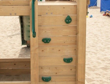 Plac Zabaw Hy-Land P6S z Huśtawką ® Outdoor Play Equipment