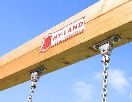 Plac Zabaw Hy-Land P6S z Huśtawką ® Outdoor Play Equipment