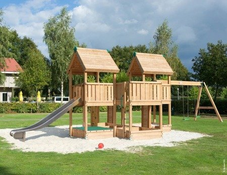 Plac Zabaw Hy-Land P7S z Huśtawką ® Outdoor Play Equipment