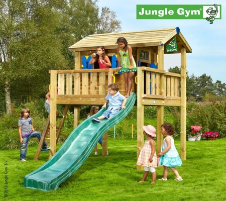 Plac Zabaw Zestaw Jungle Gym X-Grand Playhouse