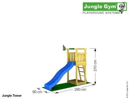 Plac zabaw Jungle Gym Bonifacy