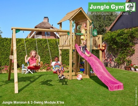 Plac zabaw Jungle Gym Fiki-Miki