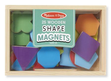 Puzzle magnetyczne Kształty Melissa and Doug 19277