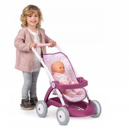 Spacerówka Wózek dla Lalek Baby Nurse Smoby