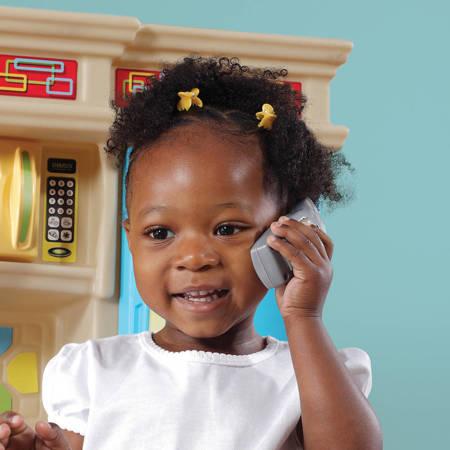 Step2 Interaktywna Kuchnia dla Dzieci + Dźwięk + Akcesoria 20 szt