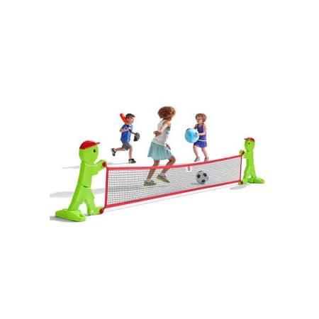 Step2 Zestaw  Siatka do Gry W Tenisa  i Badmintona