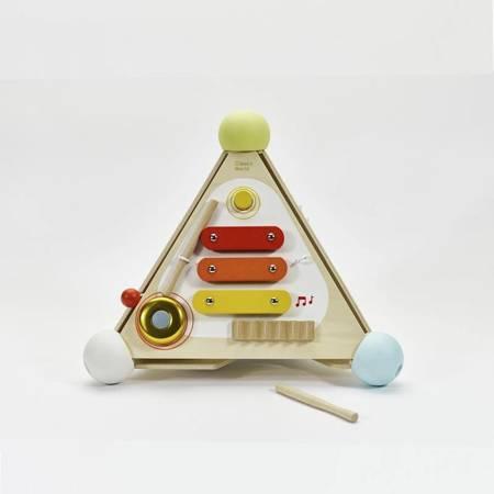 Trójkąt Edukacyjny Piramida Aktywności  4w1 Classic World