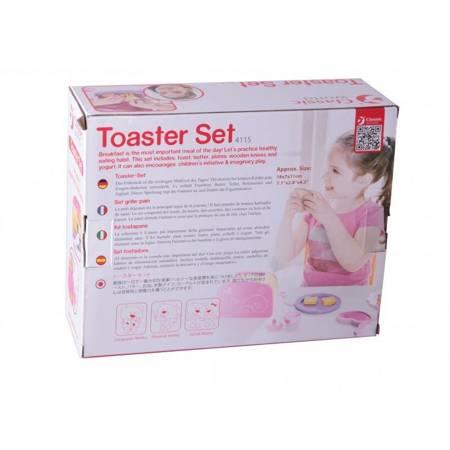 Zestaw Śniadaniowy Toster i Akcesoria Classic World