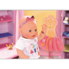 Spódniczka Tiulowa Różowa dla lalki Baby Born